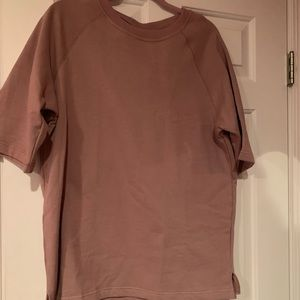 NWT Agnes & Dora half sleeve sweatshirt  SO CUTE!